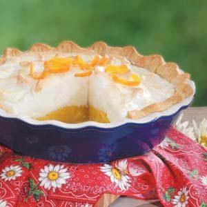Citrusy Meringue Pie