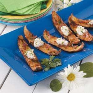 Deep-Fried Potato Skins
