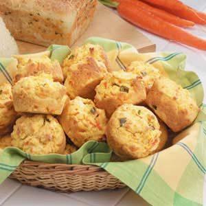 Confetti Corn Muffins