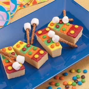 Xylophone Cakes