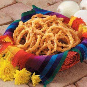 Southwestern Onion Rings