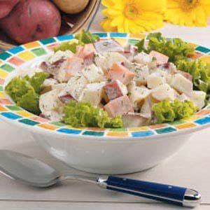 Three Potato Salad