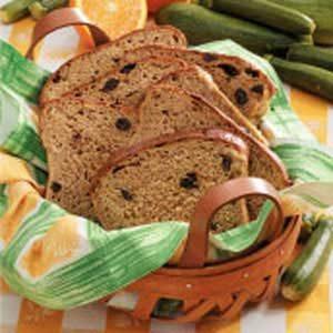 Zucchini Yeast Bread