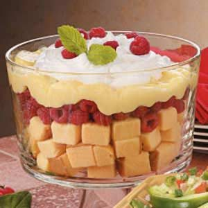 Five-Minute Trifle