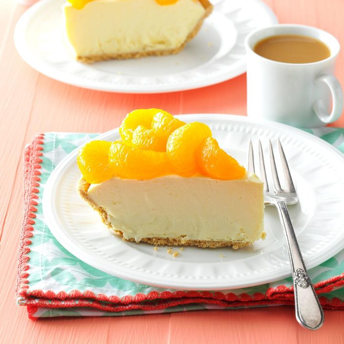 Arctic Orange Pie