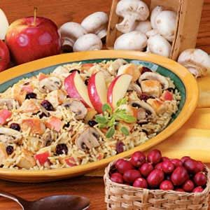 Apple Chicken and Rice