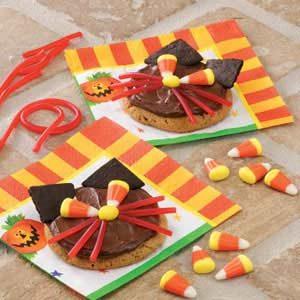 Halloween Cat Cookies