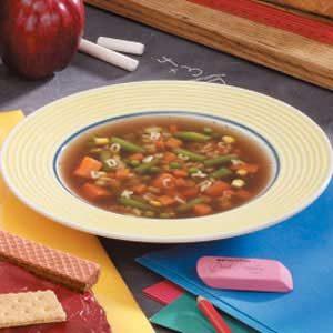 ABC Vegetable Soup