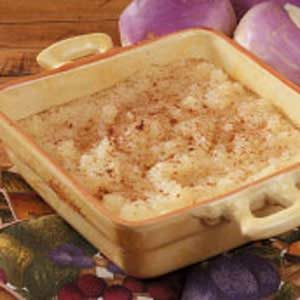 Turnip Casserole