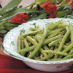 Green Bean Stir-Fry