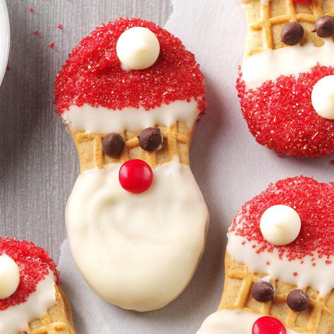 Santa Claus Cookies