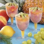 Fancy Frozen Fruit Cups
