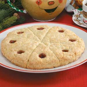 Currant Jelly Scones