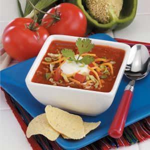 Taco Salad Soup