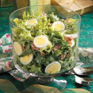 Warm Bacon Endive Dressing