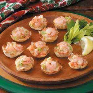 Shrimp Tarts
