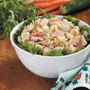 Italian Tuna Pasta Salad