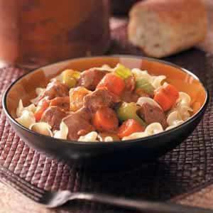 Venison Vegetable Stew