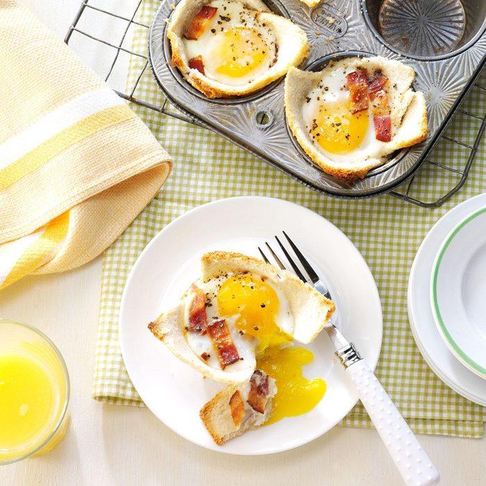 Sugared Eggs