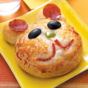 Pizza Biscuit Bears
