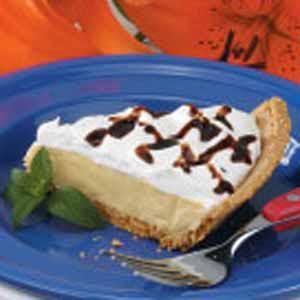 Reduced Fat Peanut Butter Pie