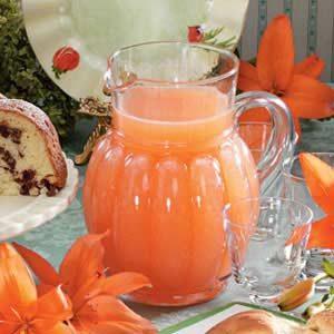 Ginger Ale Citrus Cooler