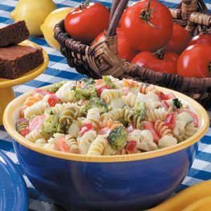 Pasta Vegetable Salad