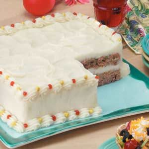 Layer Cake Meat Loaf