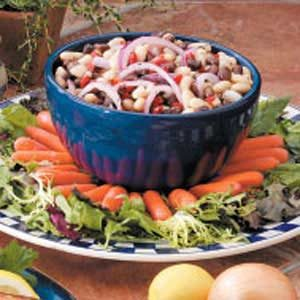 White Kidney Bean Salad