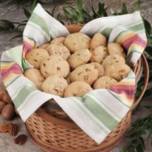 Flying W Pecan Cookies