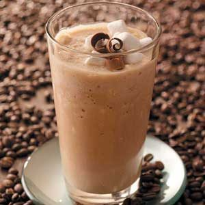 Cappuccino Smoothies
