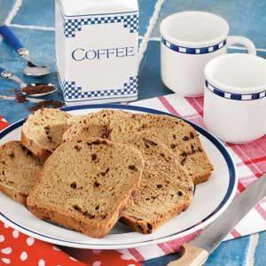 Cappuccino Chip Bread
