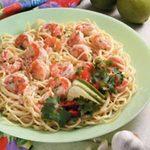 Garlic Lime Shrimp