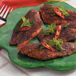 Cajun-Style Catfish