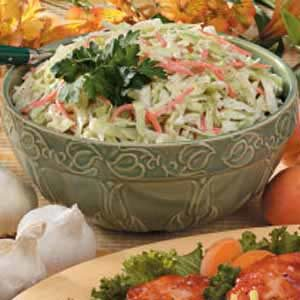 Home-Style Coleslaw