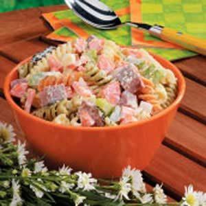 Hearty Pasta Salad