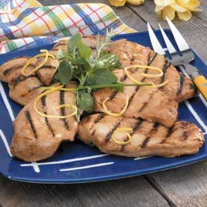 Tender Marinated Chicken Breasts