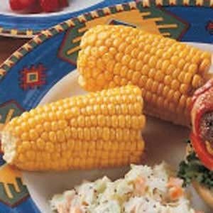Roast Corn on the Cob
