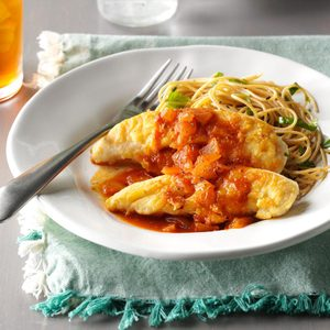 Italian Chicken Tenderloins