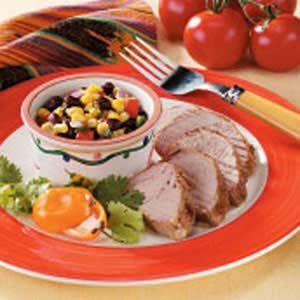 Mexican Pork Tenderloins
