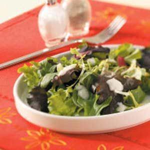Yogurt-Herb Salad Dressing
