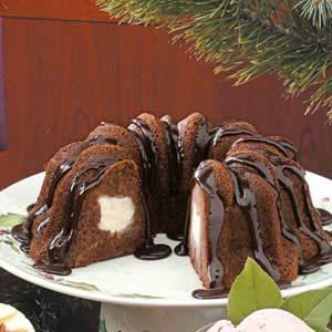 Ice Cream Tunnel Cake