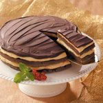 Favorite Chocolate Peanut Torte