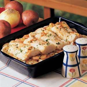 New England Fish Bake