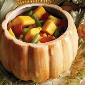 Pumpkin Vegetable Stew