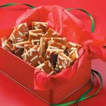 Toffee Almond Sticks