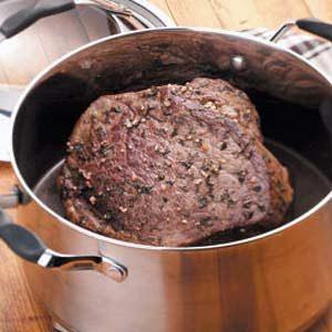 Healthy Italian Pot Roast