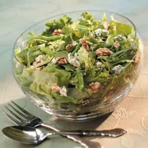 Walnut Green Bean Salad