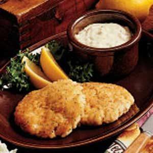 Golden Fish Cakes