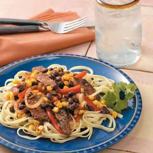Southwest Beef Strips